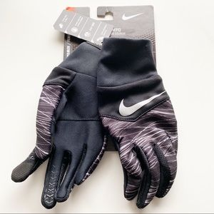 Nike Dri-Fit Tempo Run Gloves - S